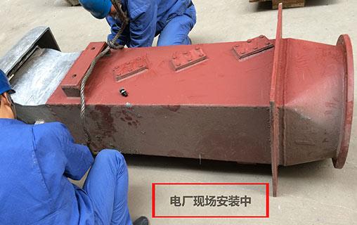 江河燃烧器组件等产品的耐磨耐热度比普通高出8倍