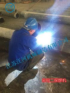 稀土合金耐磨管道焊接需要预热保温吗?