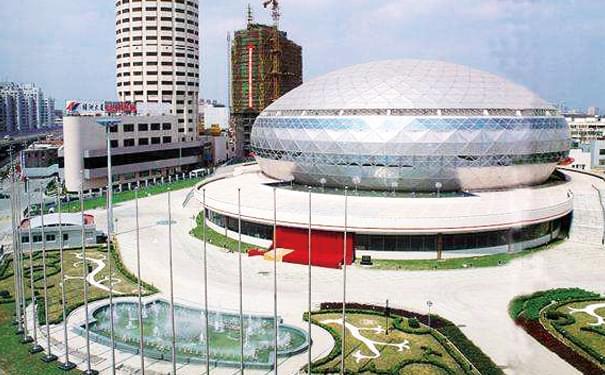 上海宝钢双金属复合管项目