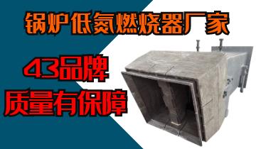 锅炉低氮燃烧器厂家-43年品牌质量有保障[江河]