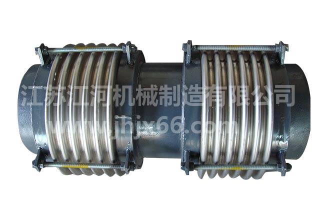 江河机械 三维金属补偿器膨胀节