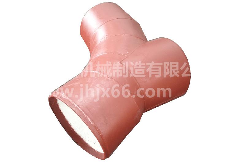 陶瓷贴片复合管-弯管