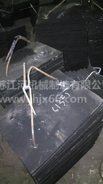 江河机械 落煤管耐磨衬板