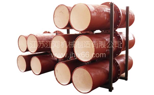 陶瓷复合管-直管