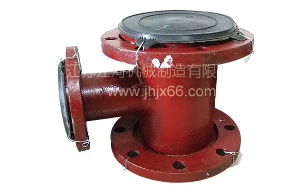 江河机械 聚乙烯耐磨管道
