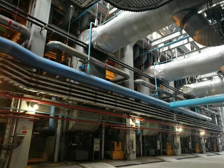 陕西榆林煤矿项目