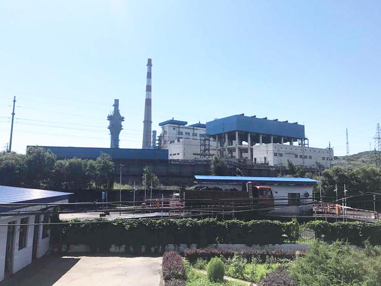 唐山国华设计的洗煤行业项目
